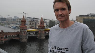 Norman Ohler, en Berl�n.