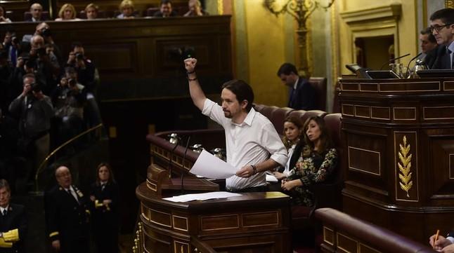 Los zascas de Pablo Iglesias a diestra y siniestra
