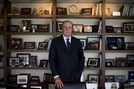 Enrique Lacalle.