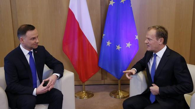 La Comissió Europea llança un avís formal a Polònia per la seva vulneració de l'Estat de dret