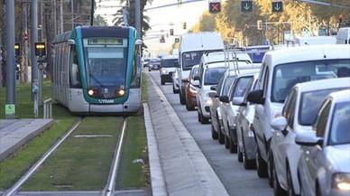 La unión del tranvía cambiará el perfil del norte de la Diagonal