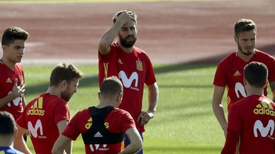 """Piqué: """"No és el meu cas, però un independentista podria jugar amb Espanya"""""""