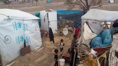 Solidaris amb el Iemen, un país que es mor de fam