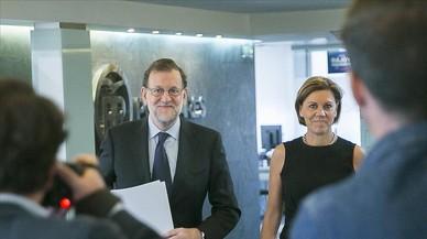 Rajoy ordena continuar allargant la mà al PSOE