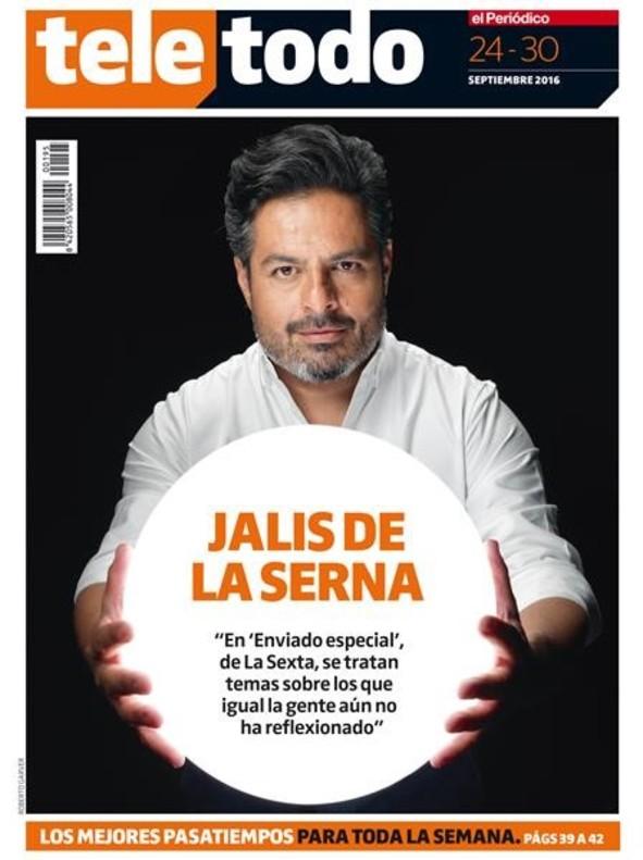Teletodo Entrevista A Jalis De La Serna Y Tom Wlaschiha