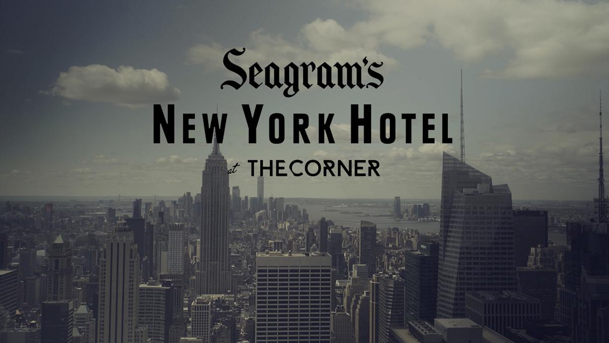 Una experiencia auténticamente neoyorquina en Seagram's