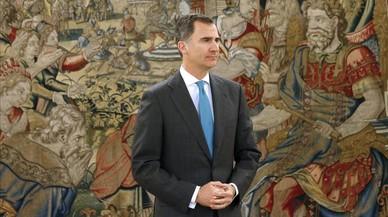 El PSOE demana que Patrimoni deixi de pagar el funcionament de la Casa del Rei