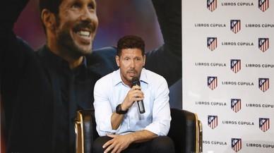 "Simeone: ""Espero estar al nou estadi l'any que ve"""