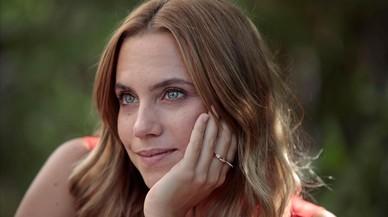 Aura Garrido critica un reportatge masclista sobre el 'cas Weinstein'