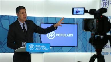 Albiol deja la presidencia del grupo popular en el Ayuntamiento pero quiere volver en 2019