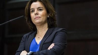 Junts pel Sí demana que Santamaría expliqui al Parlament com impedirà el referèndum