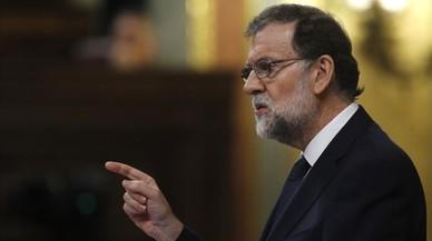 """L'estratègia de Rajoy: """"Tenia molt clar des del principi que ell portaria aquest debat"""""""