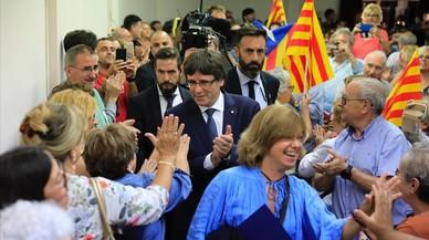 "Puigdemont: ""Això no ho atura ningú"""