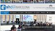 Captura de la página web de eShow de Barcelona.