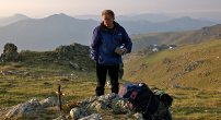 Martin Sheen recorre el Camino de Santiago