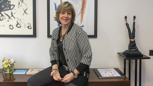 Esther Casademont, especialista en recursos humanos.