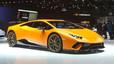 El nuevo Lamborghini presentado en el Salón de Ginebra.