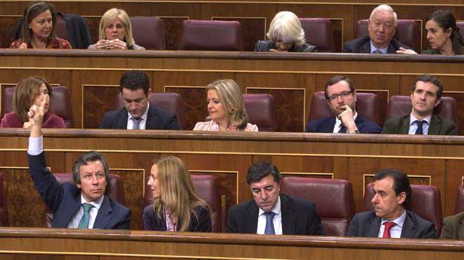 El Congreso da luz verde a la comisión que investigará la presunta financiación ilegal del PP