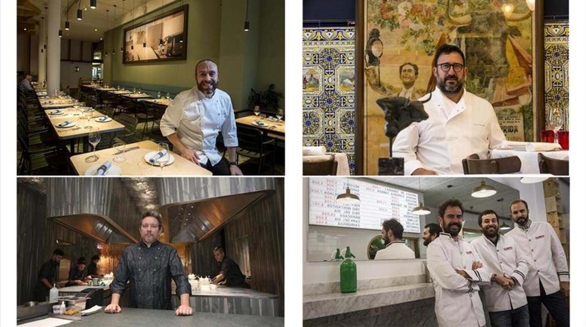 Cu l es el mejor restaurante nuevo del 2017 en barcelona for Pisos asiaticas barcelona