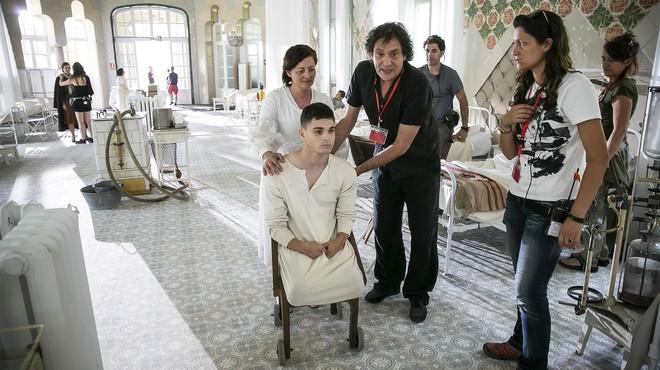 Villaronga fa de 'Incerta glòria' un 'western' sentimental