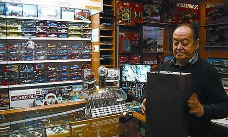 Un món de jocs i joguines