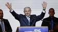 Netanyahu guanya les eleccions amb 30 escons davant els 24 del laborista Herzog