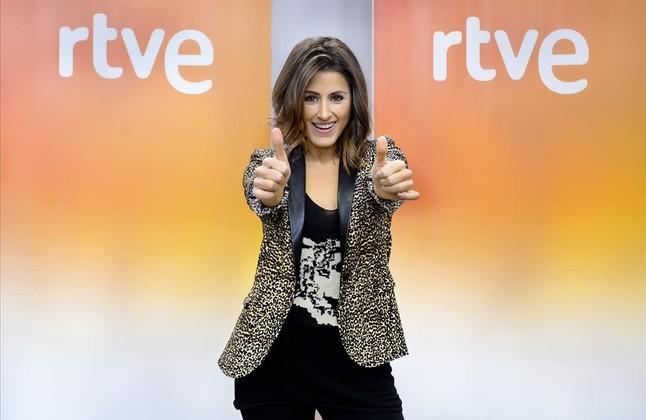 Barei representará a TVE en Eurovisión 2016 con una canción 'soul' en inglés