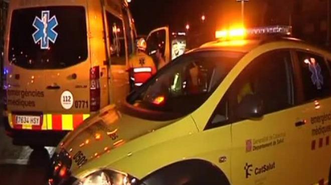 Un ciclista cae a la vía y muere arrollado por un tren en Barcelona