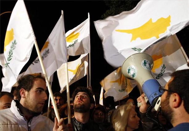 La UE ve insuficiente el Plan B de Chipre y exige medidas cre�bles