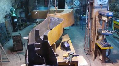 Parets tindrà una nova escultura de Josep Plandiura