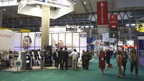 El Salón Internacional de la Logística y la Manutención (SIL) del 2015.
