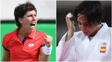 Dissabte agredolç per als esportistes espanyols a Rio-2016