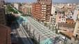 Un gran jardín elevado sana la herida de las vías de Sants tras años de reivindicaciones
