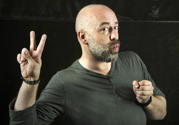 Goyo Jim�nez volver� a Barcelona en mayo con su nuevo espect�culo, 'En verdad os digo'