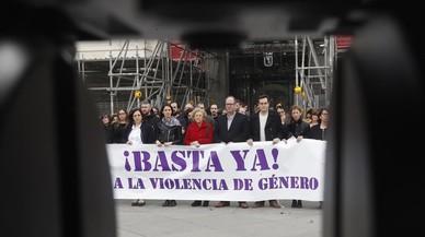 Les denúncies per violència masclista van augmentar el 2016