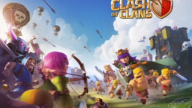 Imagen de Clash of Clans.