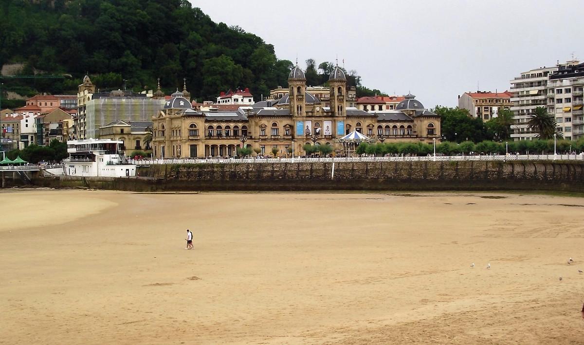 La Concha de San Sebastián, la mejor playa de Europa