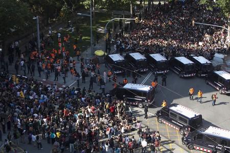 Bono pide que la Policía ejerza la fuerza contra los indignados para que se cumpla la ley