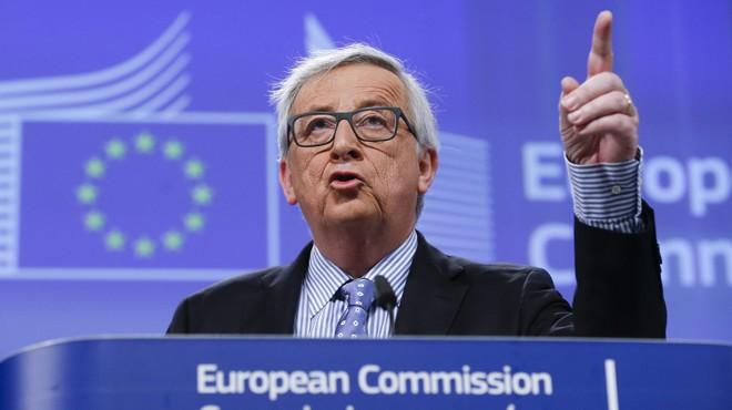Un pessimista Juncker alerta d'una UE en perill
