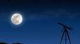 Aquest dijous la Lluna plena serà la més petita de l'any