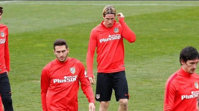 Simeone busca alternatives per suplir Torres