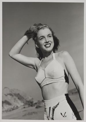 La primera sesi�n de fotos de Marilyn protagoniza una subasta en California