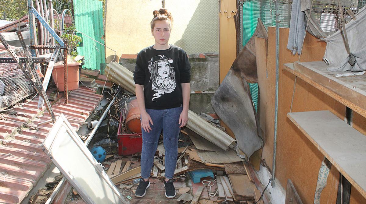 Una campeona de karate vive en la miseria en barcelona - Casas baratas en terrassa ...