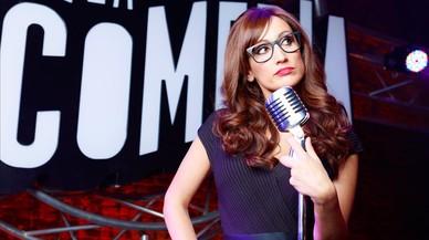 """Ana Morgade: """"Aspiro a ser la segona millor presentadora d''El club de la comedia'"""""""