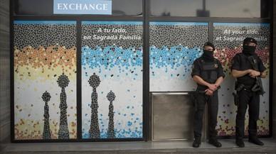 Barcelona acentúa la protección de sus iconos y grandes eventos ante la amenaza yihadista