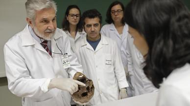 Els ossos del nazi Mengele, utilitzats per estudiar medicina forense al Brasil