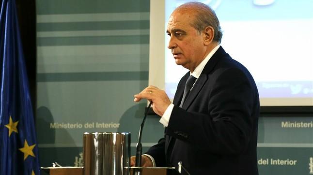 Amaiur pregunta al gobierno por santa teresa y la virgen for Agenda ministro del interior