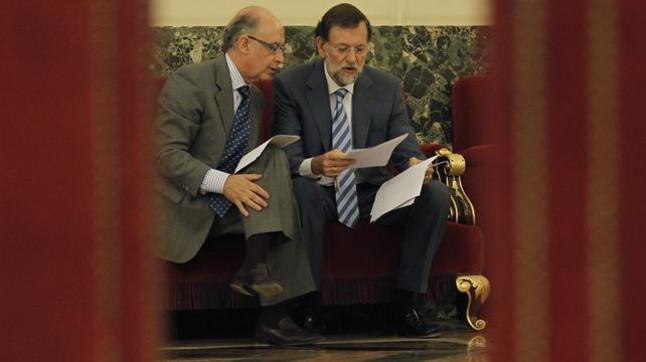 El Constitucional anula la amnistía fiscal de Montoro