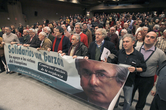 Dos v�ctimas de Franco subrayan ante el Supremo que su objetivo es recuperar a sus familiares