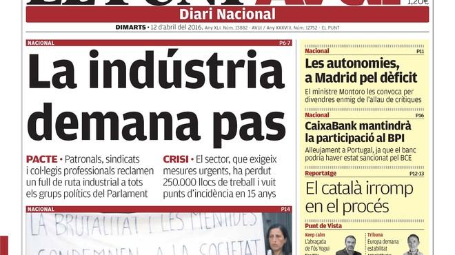 Del botí de Mario Conde i de la gran coalició PP-PSOE que rebutja Pérez Rubalcaba